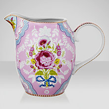 Buy PiP Studio Jug, Pink, Large Online at johnlewis.com