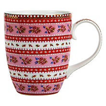 Buy PiP Studio Ribbon Rose Large Mug Online at johnlewis.com