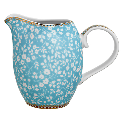 PiP Studio Jug, Blue, Small