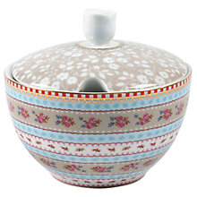Buy PiP Studio Sugar Bowl, Khaki Online at johnlewis.com