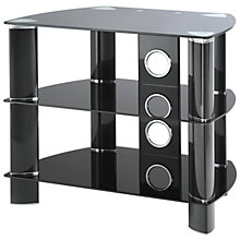 "Buy John Lewis JL600/B10 Television Stand for TVs up to 26"" Online at johnlewis.com"