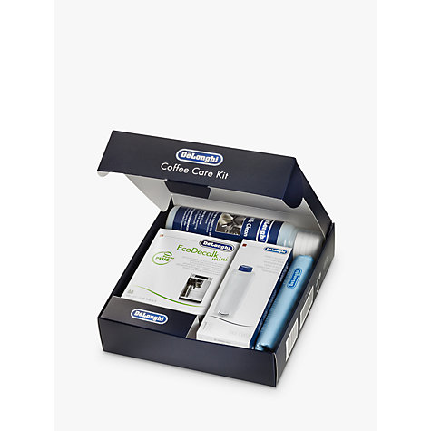 Buy De'Longhi Bean-to-Cup Coffee Care Kit Online at johnlewis.com