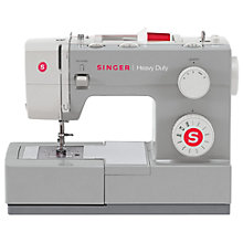 Buy Singer Heavy Duty 4411 Sewing Machine Online at johnlewis.com