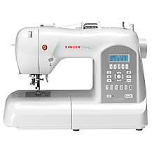 Buy Singer Curvy 8770 Sewing Machine Online at johnlewis.com