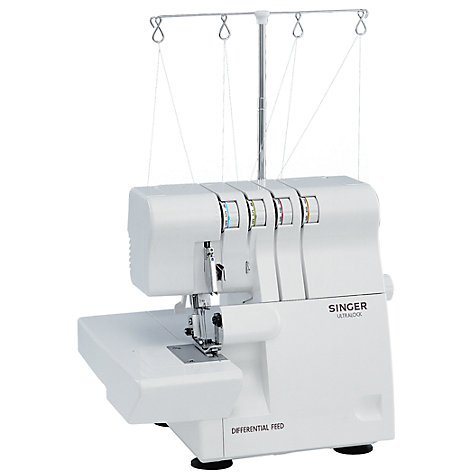 Buy Singer Finishing Touch 14SH654 Overlocker Online at johnlewis.com