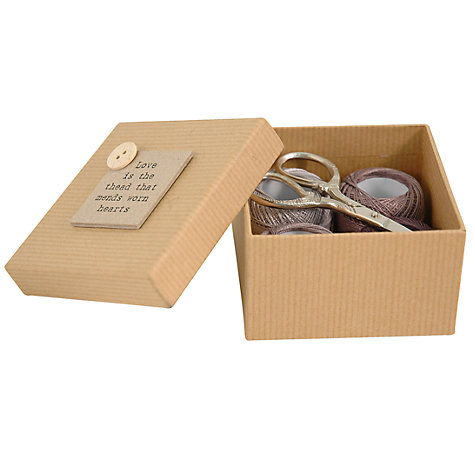 Buy East of India Sewing Kit Online at johnlewis.com