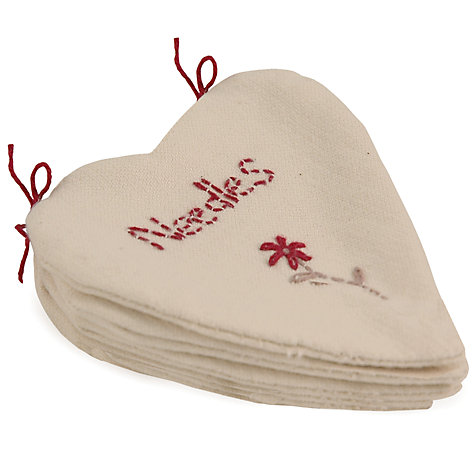 Buy East of India Heart Shaped Needle Case Online at johnlewis.com