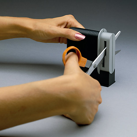 Buy Fiskars Scissors Sharpener Online at johnlewis.com