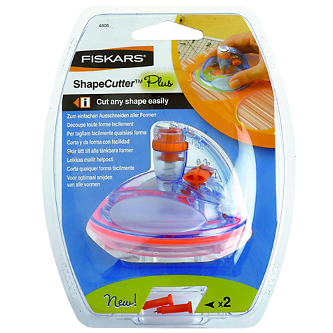 Buy Fiskars® ShapeCutter™ Plus Online at johnlewis.com