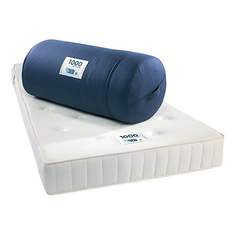 Buy John Lewis Pocket Comfort 1 Mattress Range Online at johnlewis.com