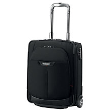 "Buy Samsonite Pro-DLX³ 16.4"" Laptop Mobile Office, Black Online at johnlewis.com"