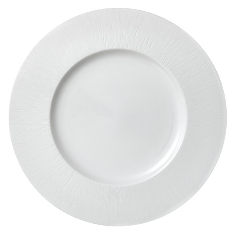 Buy Raymond Blanc for John Lewis Chanterelle, Dinner Plate, Dia.28cm Online at johnlewis.com
