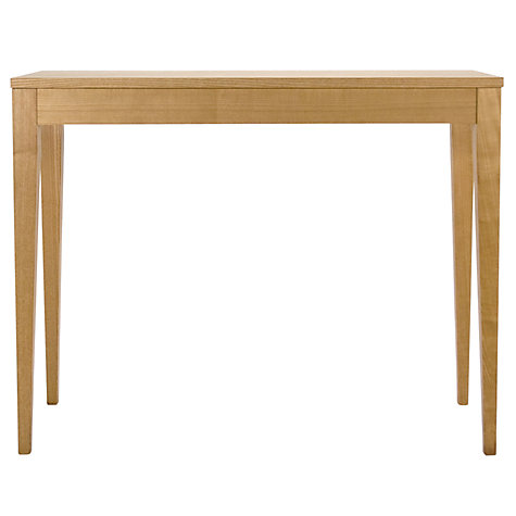 Buy John Lewis Miso Bar Table, Oak Online at johnlewis.com
