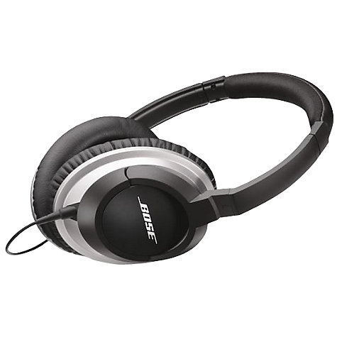 Buy Bose® AE2 (Over-Ear), Full Size Headphones, Silver Online at johnlewis.com