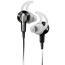 Buy Bose® MIE2i (In-Ear) Headphones, Black Online at johnlewis.com