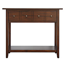 Buy John Lewis Grove Console Table Online at johnlewis.com
