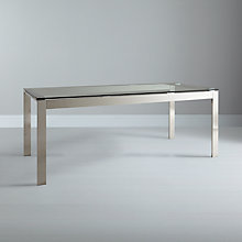 Buy John Lewis Frost 8 Seater Dining Table Online at johnlewis.com
