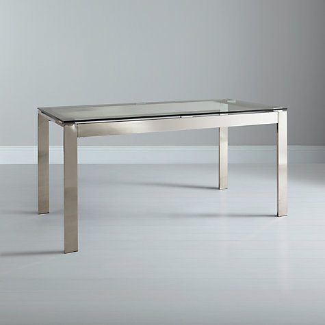Buy John Lewis Frost 6-Seater Dining Table Online at johnlewis.com