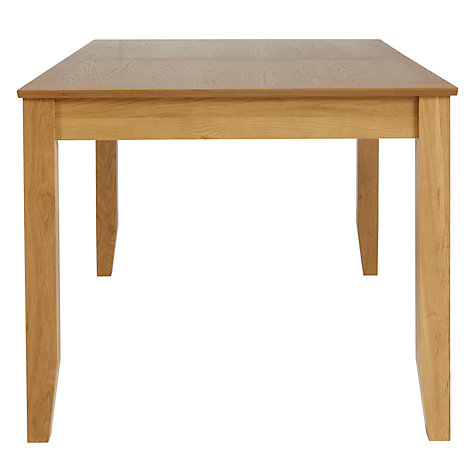 Buy John Lewis Ellis 6-8 Seater Extending Butterfly Dining Table Online at johnlewis.com