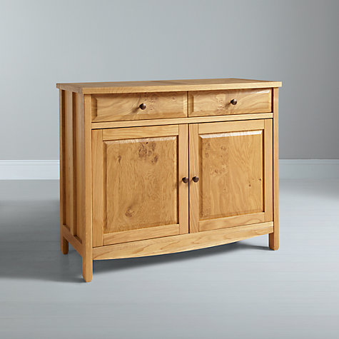 Buy John Lewis Burford 2-drawer 2 Door Sideboard Online at johnlewis.com
