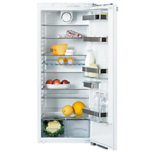 Buy Miele K9552ID Tall Integrated Larder Fridge, A+ Energy Rating, 56-57cm Wide Online at johnlewis.com