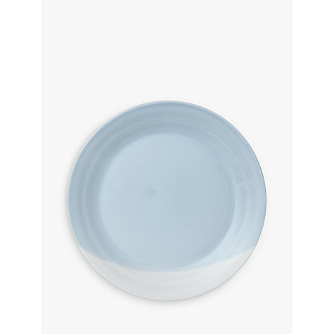 Buy Royal Doulton 1815 Dinner Plate, Dia.28cm, Blue Online at johnlewis.com