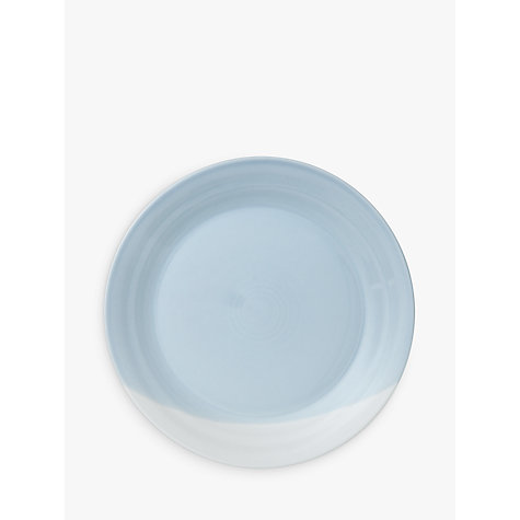 Buy Royal Doulton 1815 28cm Dinner Plate, Blue Online at johnlewis.com