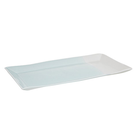 Buy Royal Doulton 1815 Blue Tray Online at johnlewis.com