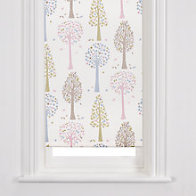 Buy John Lewis Magic Trees Roller Blind, Multicoloured Online at johnlewis.com