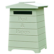 Buy Sparrow & Finch Beehive Post & Papers Online at johnlewis.com
