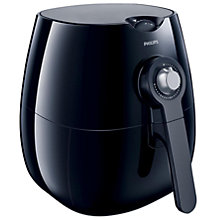 Buy Philips HD9220/20 Airfryer, Black Online at johnlewis.com