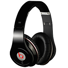 Buy Beats™ by Dr. Dre™ Studio High-Definition Headphones, Full Size Headphones, Black Online at johnlewis.com