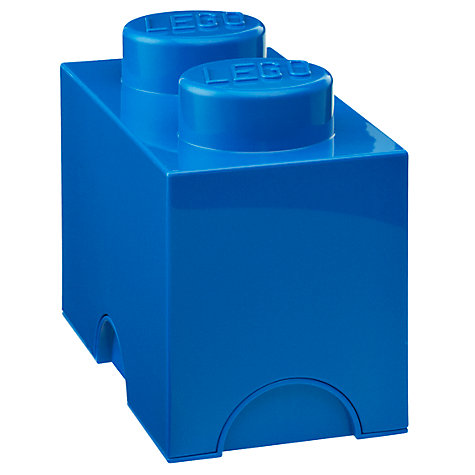 Buy LEGO Storage Head, Large Online at johnlewis.com