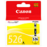 Canon Pixma Inkjet Cartridge, Yellow, CLI-526