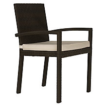 Buy John Lewis Milan Outdoor Armchair Online at johnlewis.com