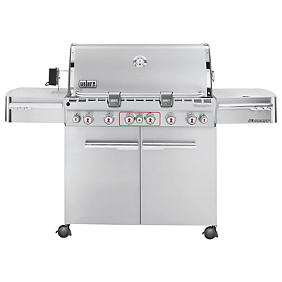 Weber Summit S670 6-Burner Gas Barbecue