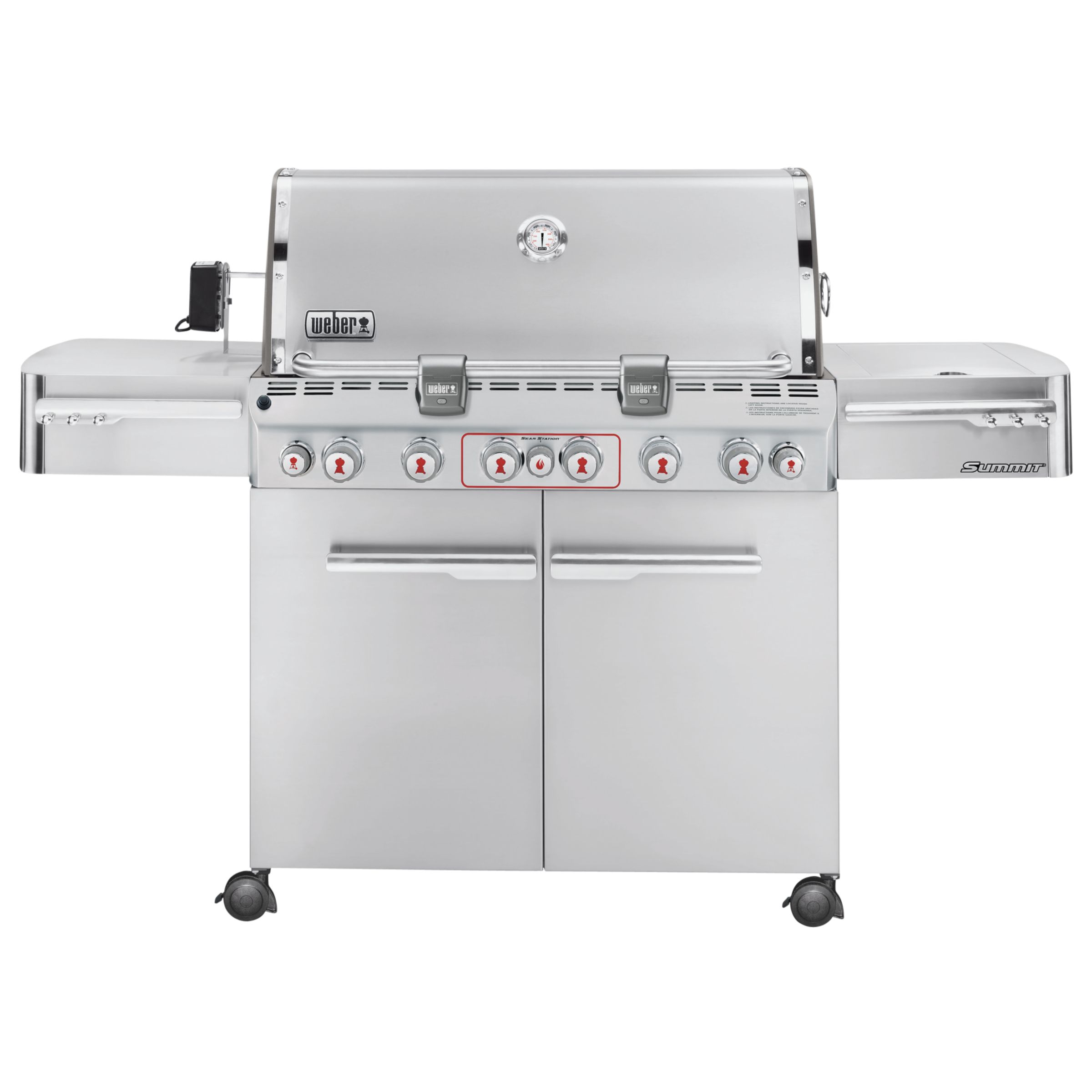 Weber S670 Gas Barbecue