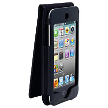 Buy Venom Flip Case for iPod Touch 4G, Black Online at johnlewis.com
