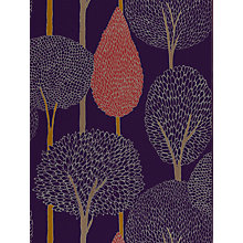 Buy Harlequin Silhouette Wallpaper, Cassis 60119 Online at johnlewis.com
