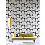 Buy Harlequin Spirit Wallpaper, Black 60125 Online at johnlewis.com