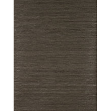Buy Zoffany Wild Silk Wallpaper, Ebony, ZEWP04002 Online at johnlewis.com