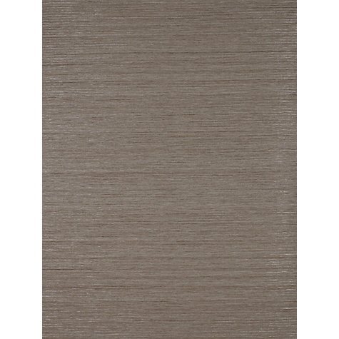 Buy Zoffany Wild Silk Wallpaper, Silver, ZEWP04001 Online at johnlewis.com