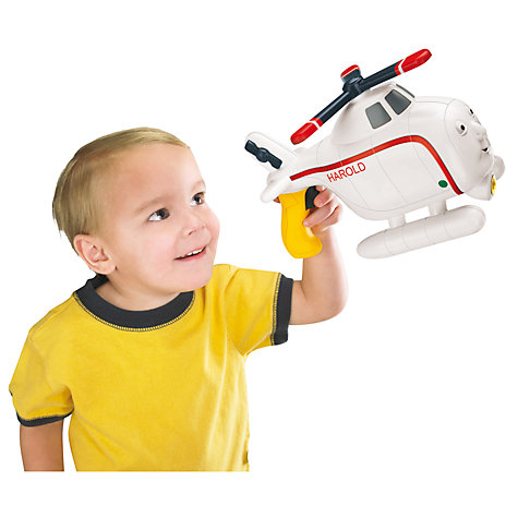 Buy Thomas the Tank Engine: Search & Rescue Harold Helicopter Online at johnlewis.com