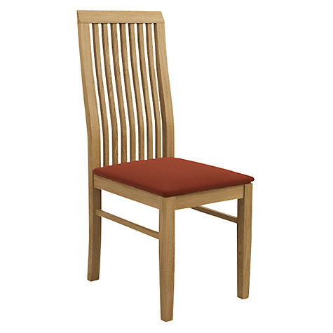 Buy John Lewis Henry Chairs Fabric Seat Online at johnlewis.com