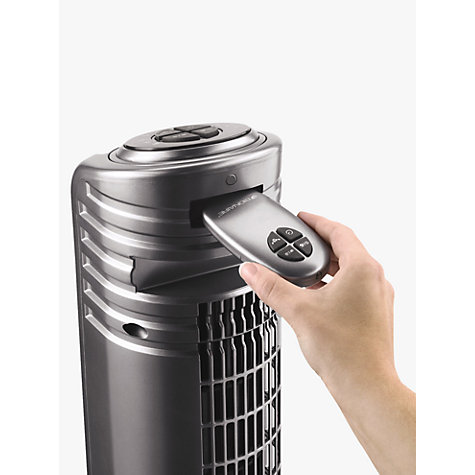 Buy Bionaire BT19-IUK Tower Fan, Silver Online at johnlewis.com