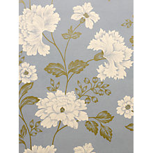 Buy John Lewis Indian Summer Wallpaper, Mineral Online at johnlewis.com