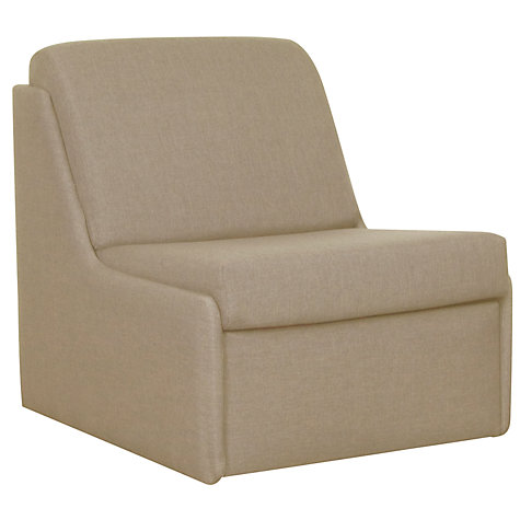 Buy John Lewis Jessie Chair Bed, Oslo French Grey Online at johnlewis.com