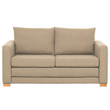 Buy John Lewis Maisie Small Sofa Bed, Light Leg Online at johnlewis.com
