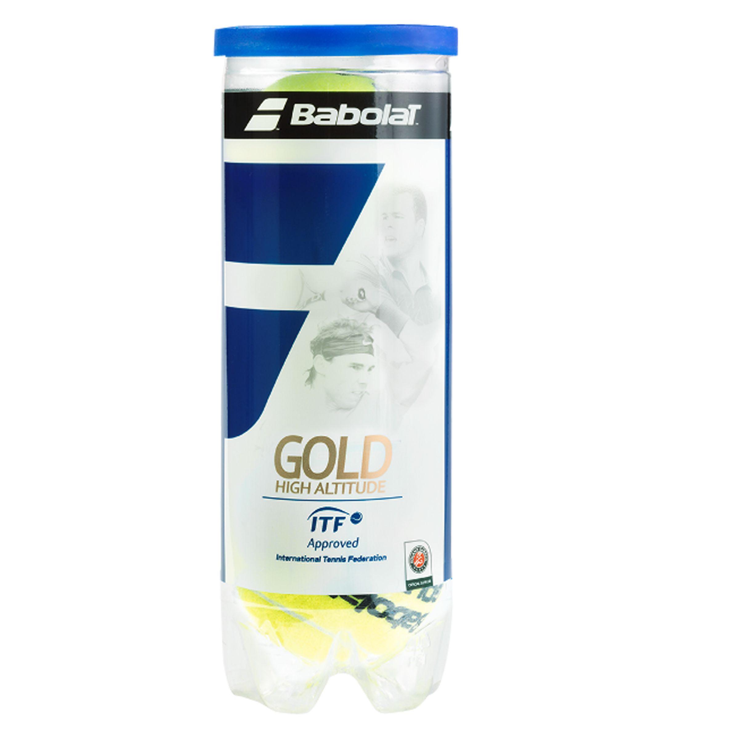 Babolat Babolat Gold Tennis Balls, Pack of 4