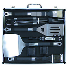 Buy John Lewis 14 Piece Barbecue Tool Set Online at johnlewis.com